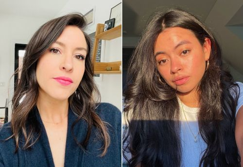 Where Do You Stand on the Middle Part vs. Side Part Debate? We Have Some Thoughts