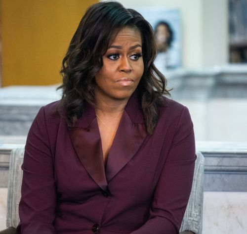 "Michelle Obama on George Floyd's Death: ""I'm Exhausted By a Heartbreak That Never Seems to Stop"""