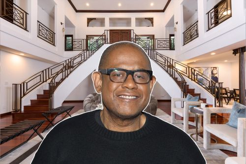 Forest Whitaker's $4M Hollywood home is fit for a king