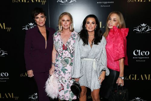 Kris Jenner Open To Filming Real Housewives Of Beverly Hills With Kyle Richards, But She Doesn't Want To Be A Cast Member