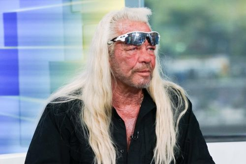 Duane 'Dog the Bounty Hunter' Chapman hospitalized with chest pains