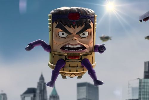 M.O.D.O.K. Teaser Sets Premiere Date for Patton Oswalt-Led Marvel Series