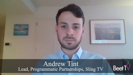 How To Drive CTV Ad Growth: Sling TV's Tint