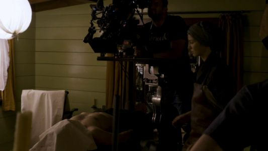 Go Behind the Scenes with Maril Davis and Matthew B. Roberts for 'Outlander' Episode 502