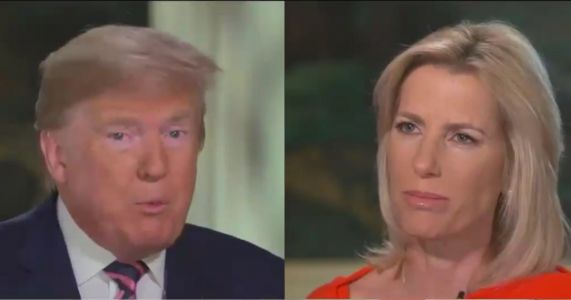 Trump Reportedly Summoned FDA Head to WH Meeting With Ingraham and Her 'Medical Cabinet' to Promote Untested Hydroxychloroquine Treatment
