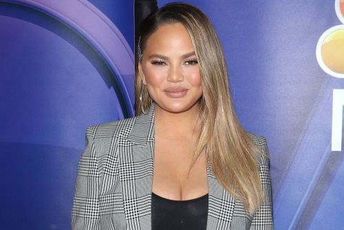 Chrissy Teigen never thought of herself as a 'real model'