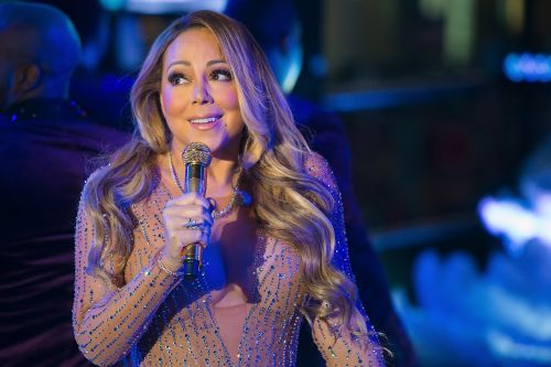 Mariah Carey Responds to the FaceApp Challenge With a Hilarious Meme - of Herself