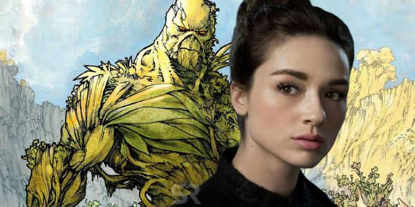 DC Universe's Swamp Thing TV Show Starts Production
