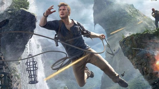 Tom Holland Says Uncharted Filming Shut Down on Day One