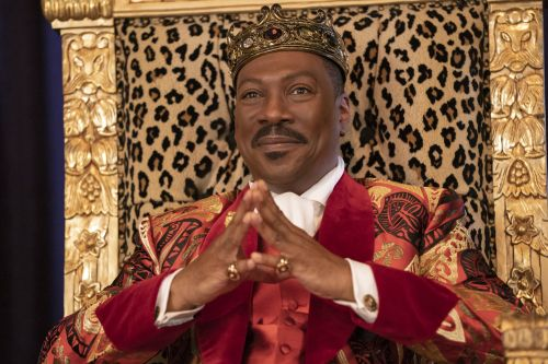 Eddie Murphy's Real-Life Daughter Has a Sweet Role in Coming 2 America