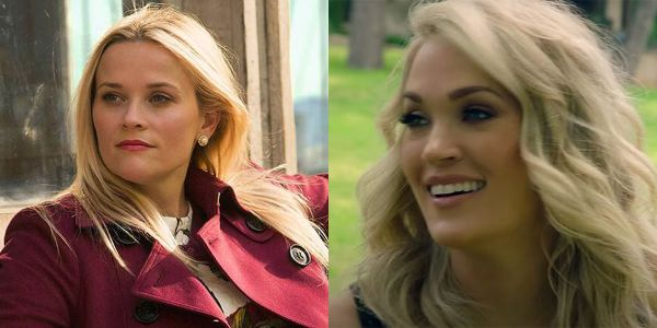 After A Woman Thought Reese Witherspoon Was Carrie Underwood, The Two Celebrities Fangirled Out