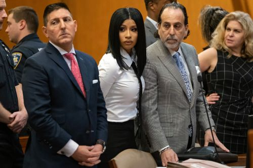Prosecutors warn Cardi B that plea deal over strip-club brawl may expire