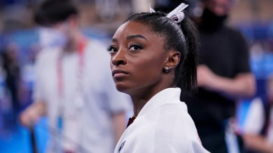 Simone Biles Pulls Out of Olympic Gymnastics Team Finals