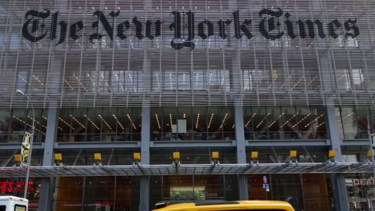 NY Times Acknowledges 'Rushed Editorial Process' in Publishing Tom Cotton Op-Ed: 'Did Not Meet Our Standards'