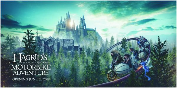 Wizarding World Of Harry Potter Is Getting A Hagrid-Themed Ride In June