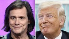 Jim Carrey's Latest Artwork Shows Why Even The Grim Reaper Is Pissed At Trump