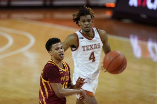 Iowa State-Texas Men's Basketball Game Postponed