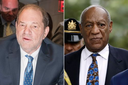 Convicted rapist Harvey Weinstein gets support from Bill Cosby