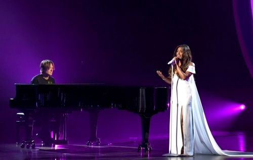 Mickey Guyton Makes History as the First Black Woman to Ever Perform at the ACM Awards