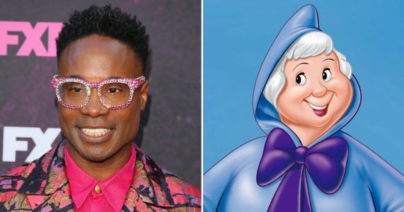 Billy Porter Will Play Cinderella's Fairy Godmother in the Upcoming Live-Action Remake