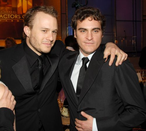 How Joaquin Phoenix's Connection With Heath Ledger Goes Beyond the Joker