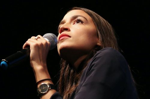 Ocasio-Cortez Rips Journalist Who Mocked Her Congressional Clothes: 'Dark Hates Light - That's Why You Tune it Out'