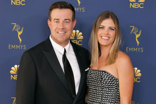 Carson Daly and wife Siri welcome baby girl Goldie