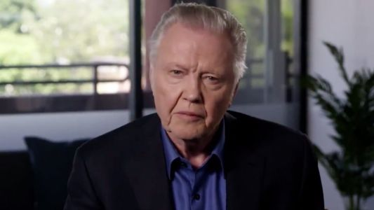 Jon Voight Posts Twitter Message Praising Trump as 'Greatest President Since Abraham Lincoln'
