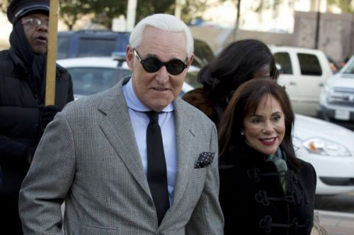 Trump Commutes Prison Sentence of Longtime Friend Roger Stone