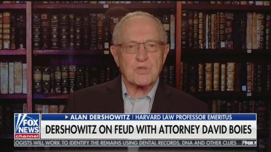 Alan Dershowitz Boasting of His 'Perfect, Perfect Sex Life' Gets Brutally Mocked by Twitter