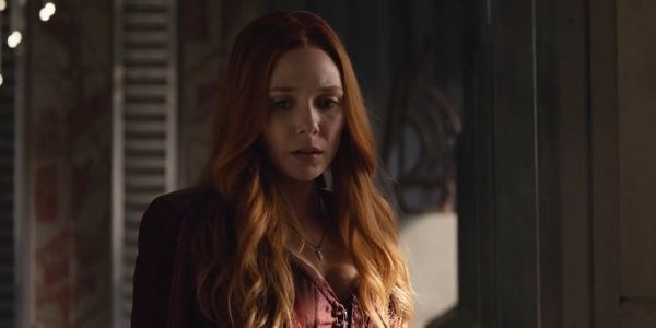 How Star Wars Helped Elizabeth Olsen Play Scarlet Witch For Marvel