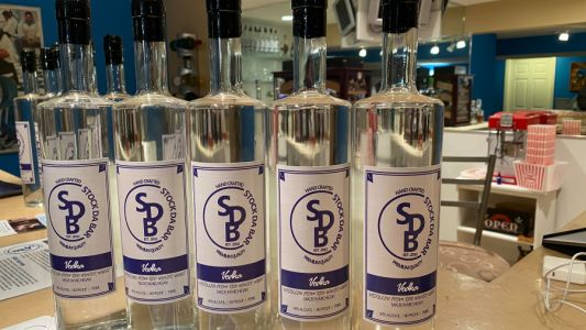 New vodka aims to support at-risk youth