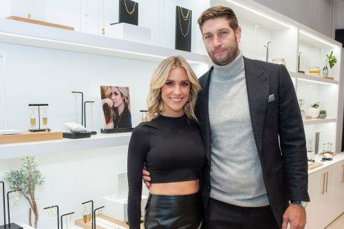Kristin Cavallari's cookbook was taste-tested by Jay Cutler