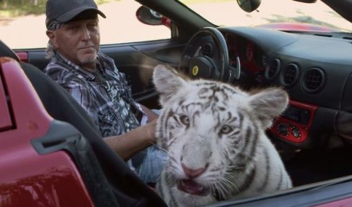 Tiger King Star Jeff Lowe Denies Setting Up Joe Exotic