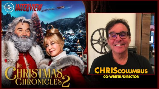 CS Video: The Christmas Chronicles 2 Interview With Columbus