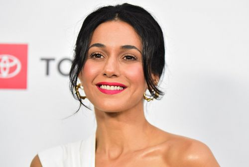 Emmanuelle Chriqui Cast as Lana Lang in The CW's Superman & Lois