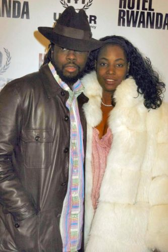"""Behind Every Man"" Exclusive: Wyclef's Wife Claudinette Reveals How His Career Almost Cost Them Their Marriage"