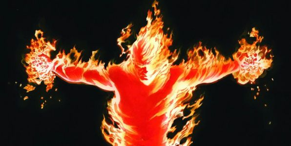 Marvel's Original Human Torch is Different Than Fantastic Four's
