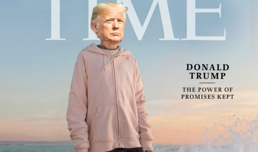 Trump Campaign Pastes President's Head on Greta Thunberg's Body