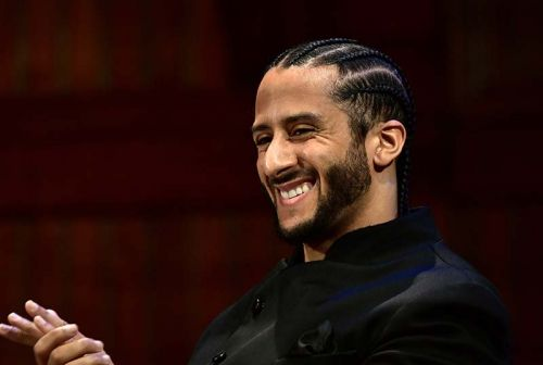 Colin Kaepernick Inks First-Look Deal with Disney