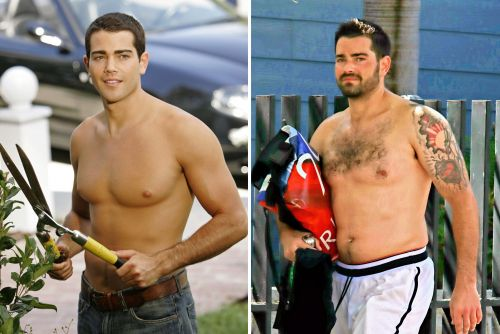 Jesse Metcalfe gives us 'Desperate Housewives' flashbacks and more star snaps