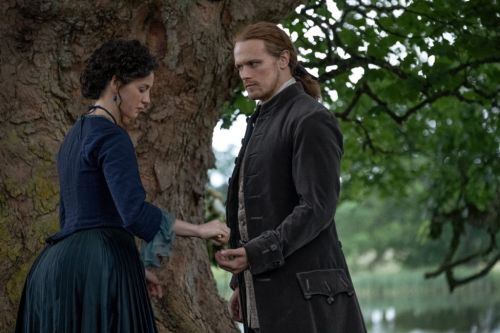"""The Show-only Sassenach: 'Outlander' Episode 506 Review, """"Better to Marry Than Burn"""""""