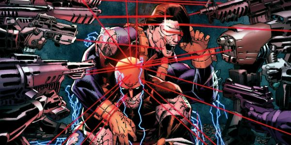 The X-Men's Just Gave Their Life For Cyclops