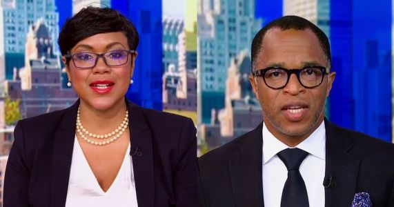 JUST IN: Tiffany Cross and Jonathan Capehart to Take Over Joy Reid's Weekend Slot on MSNBC