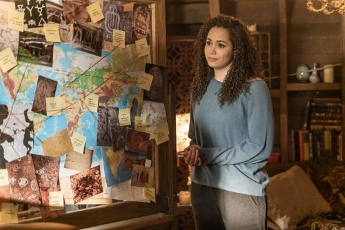 The Simple Reason Why Madeleine Mantock Is Leaving Charmed After 3 Seasons