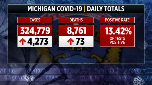 States reports 4,273 more COVID-19 cases, 73 more deaths