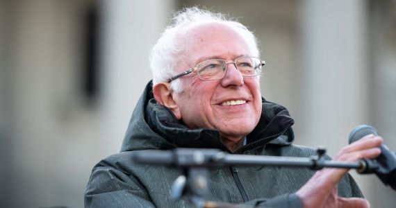 Democrats Offer Bernie Sanders Words of Praise After He Drops Out: 'A F*cking Hero'