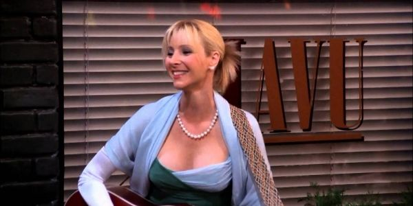 Friends: Phoebe Buffay's 10 Most Badass Quotes   ScreenRant