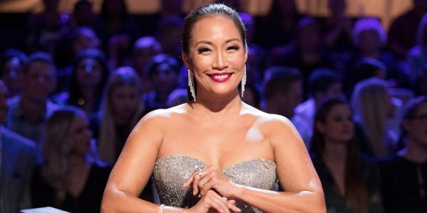 Dancing with the Stars: Van Der Beek Loss Made Carrie Ann Inaba Vomit