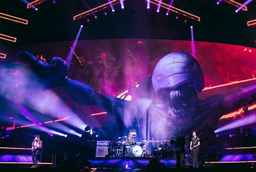 IMAX Unveils Muse - Simulation Theory: The IMAX Experience